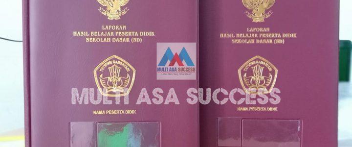 Sampul Raport Banda Aceh